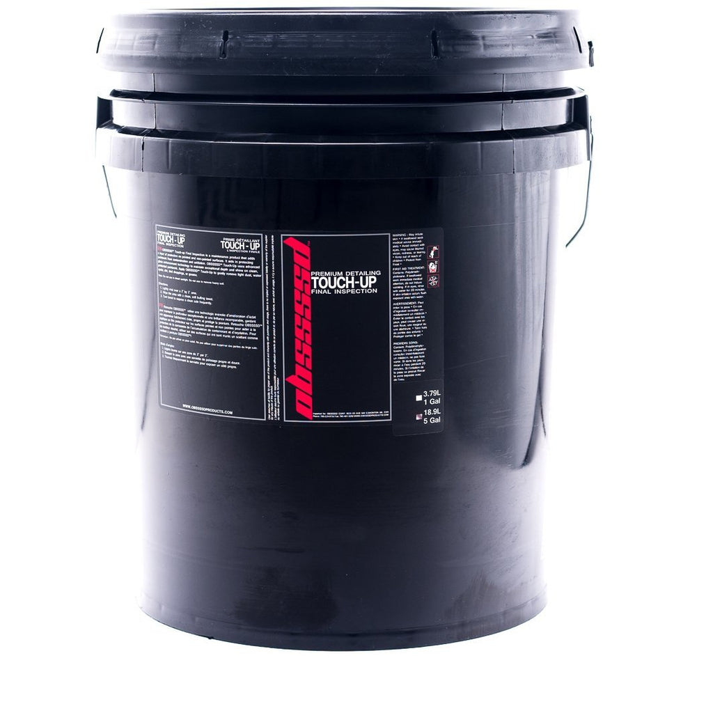 OBSSSSD Touch-Up 5 gallons - Auto Obsessed