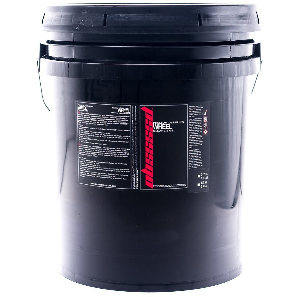 OBSSSSD Wheel Cleaner 5 gallons - Auto Obsessed