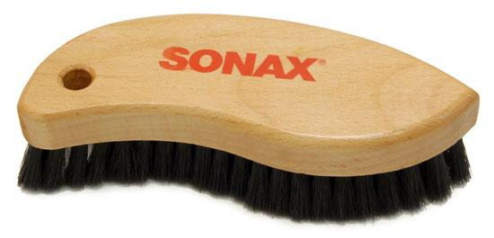Sonax Textile and Leather Brush - Auto Obsessed