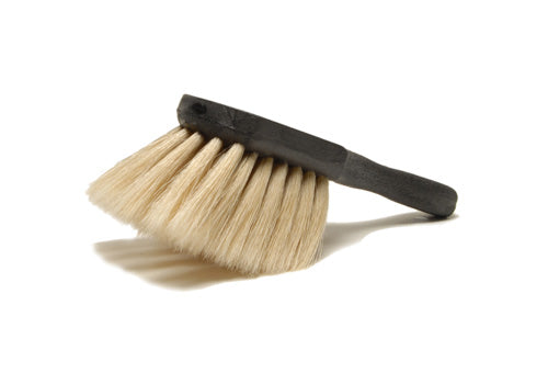 "Boars Hair 8"" Wheel Brush - Auto Obsessed"