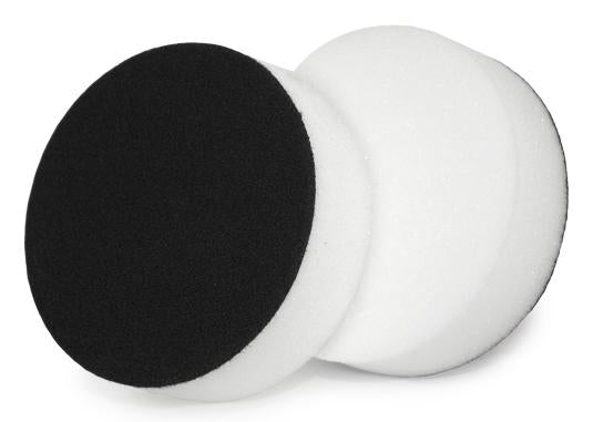 "Buff and Shine 6"" White Euro Foam Pad - Auto Obsessed"