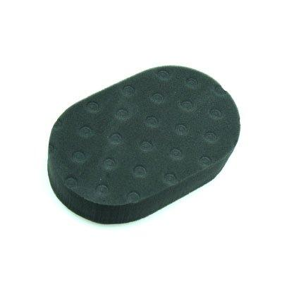 CCS Euro Foam Hand Applicator Pad Black - Auto Obsessed