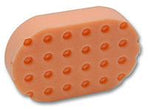 CCS Euro Foam Hand Applicator Pad Orange - Auto Obsessed