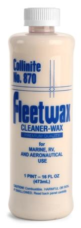 Collinite Fleetwax Carnauba Wax No.870 - Auto Obsessed