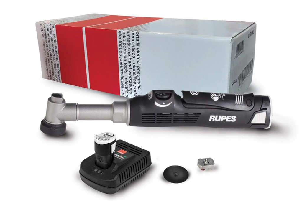 Rupes Bigfoot iBrid Nano Long Neck Starter Kit - Auto Obsessed