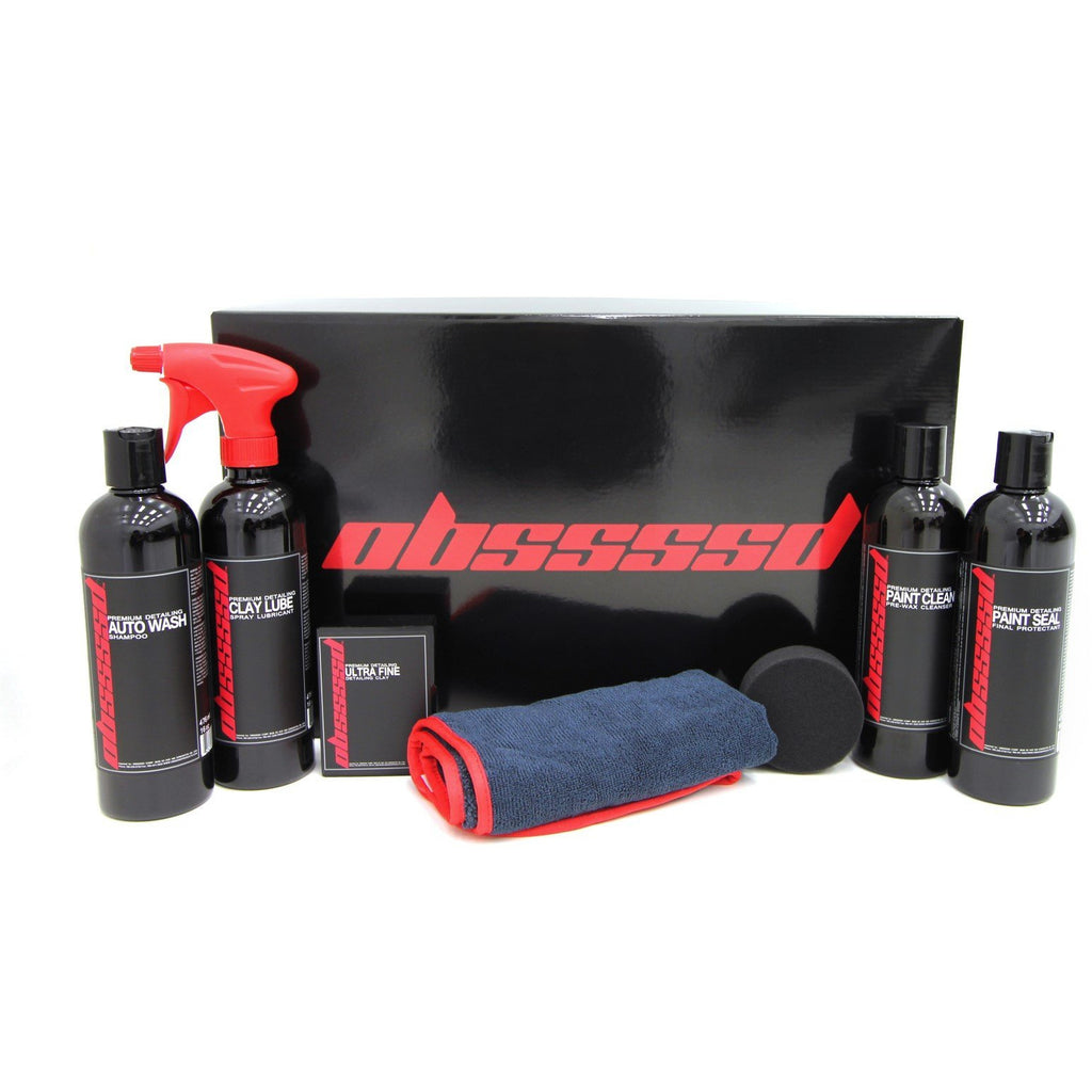 OBSSSSD Prep and Seal Box Set - Auto Obsessed