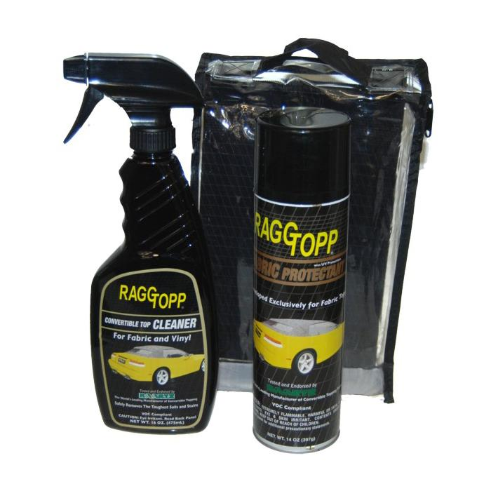 Raggtopp Fabric  Convertible Top Kit - Auto Obsessed