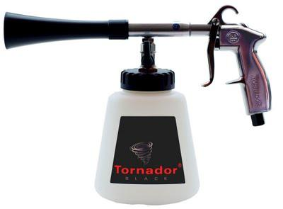 Tornador Black Cleaning Gun - Auto Obsessed