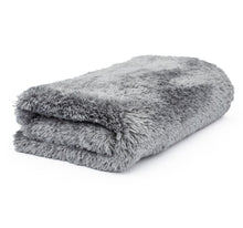 "Load image into Gallery viewer, The Rag Company Eagle Edgeless Grey Microfiber Towel 16"" x 16"" - Auto Obsessed"