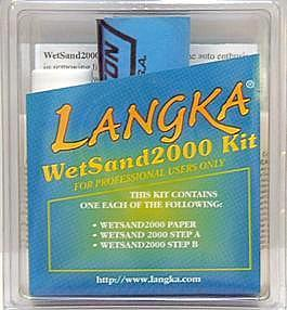 Langka Wet Sand Kit - Auto Obsessed