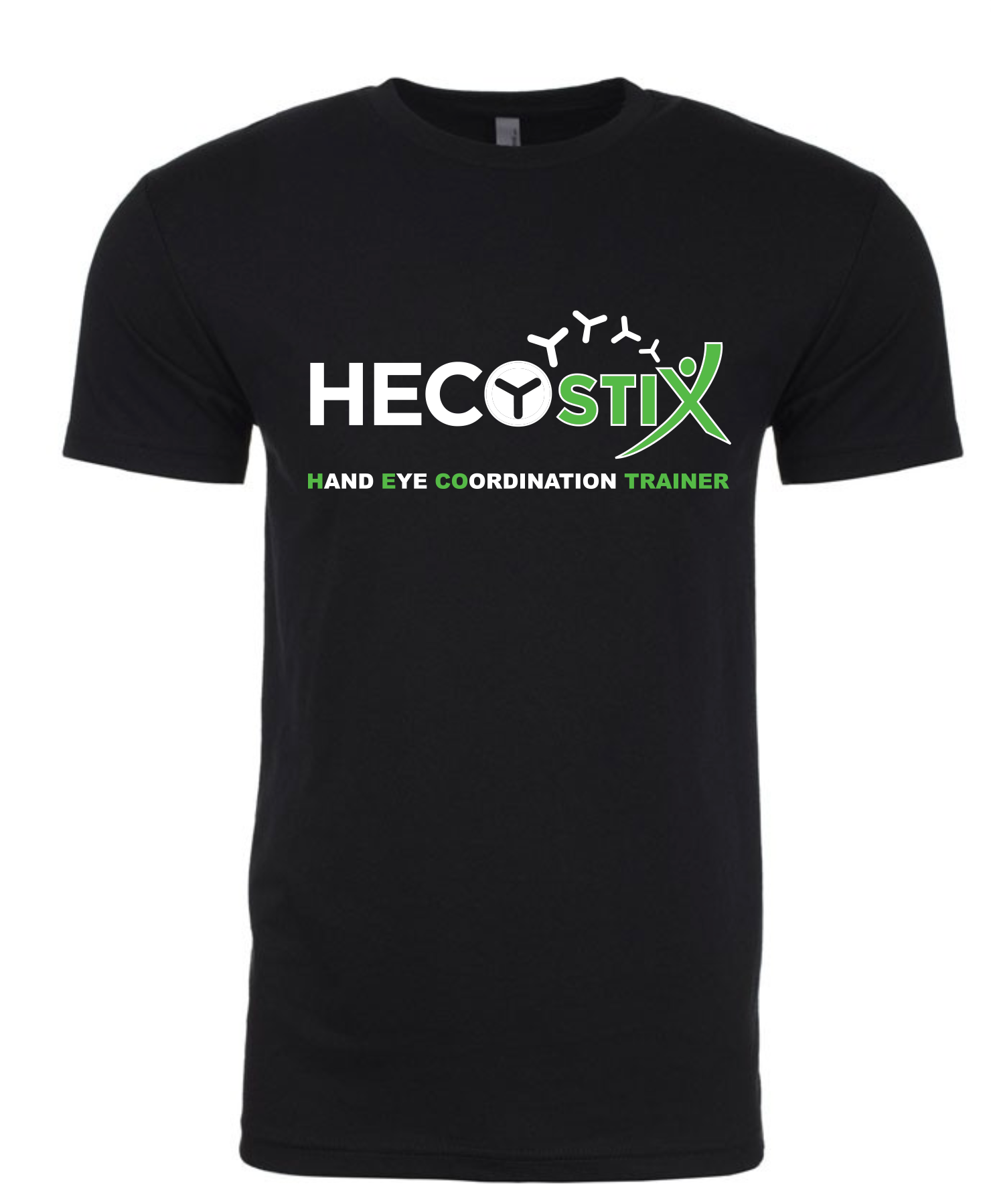 Green Machine HECO T-Shirt - HECOstix