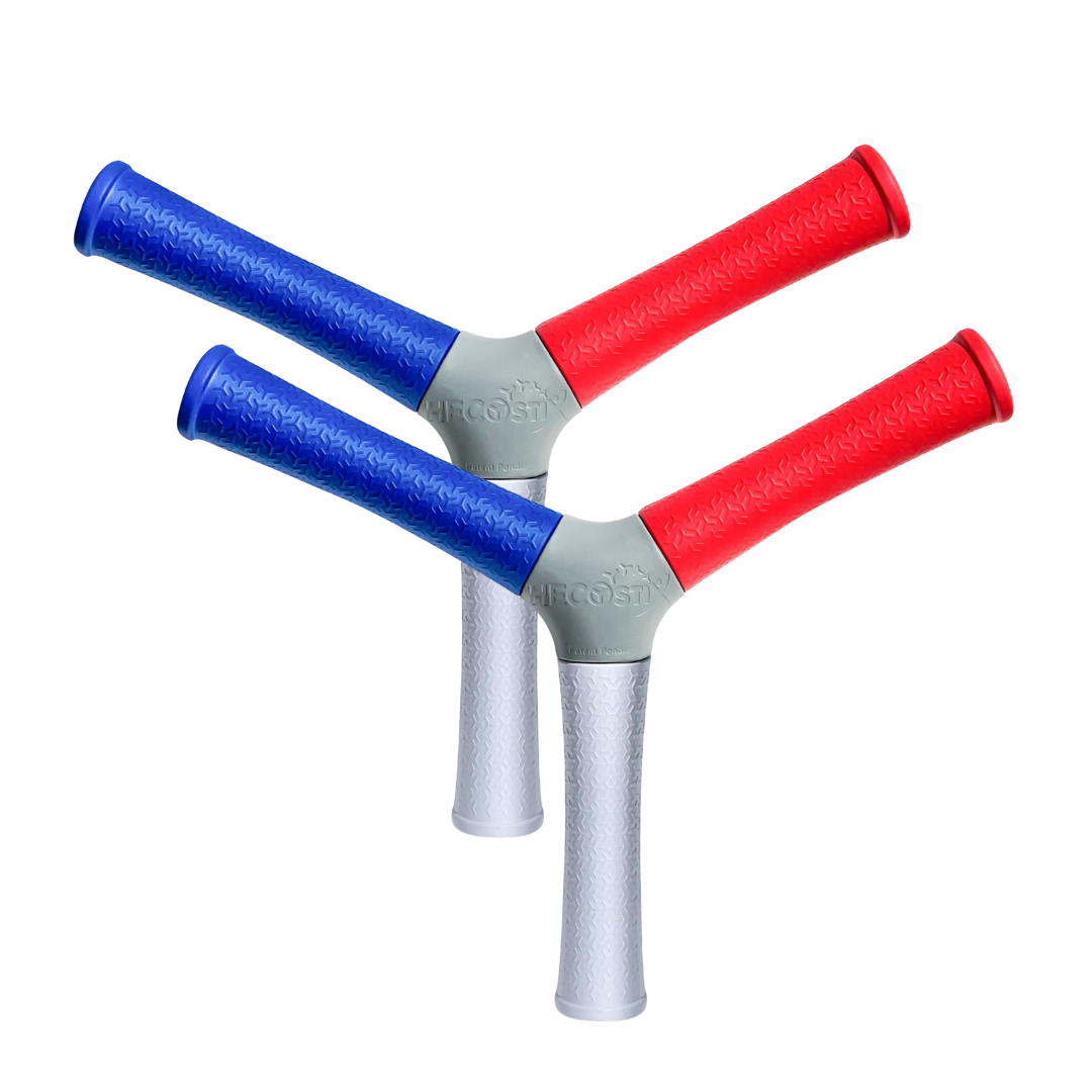 Red White Blue x 2 - HECOstix