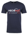 Red White Blue HECO T-Shirt