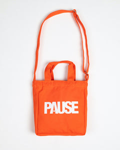 PAUSE 'Clementine' Mini Tote Bag