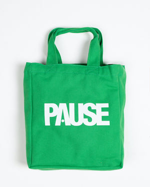PAUSE 'CLOVER' Mini Tote Bag