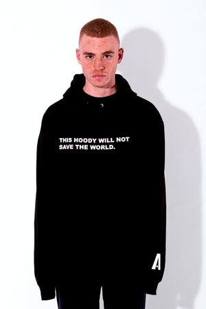 PAUSE - Save The World Hoodie