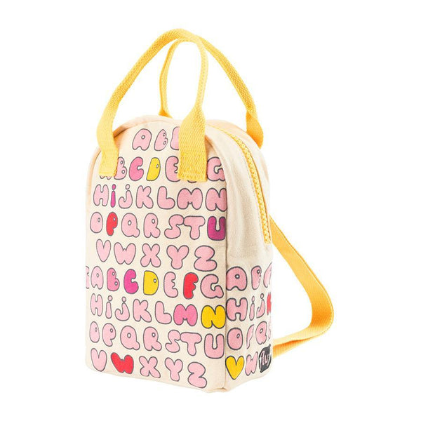 lil backpack (bubble letters)