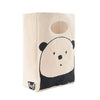 classic lunch bag (panda)