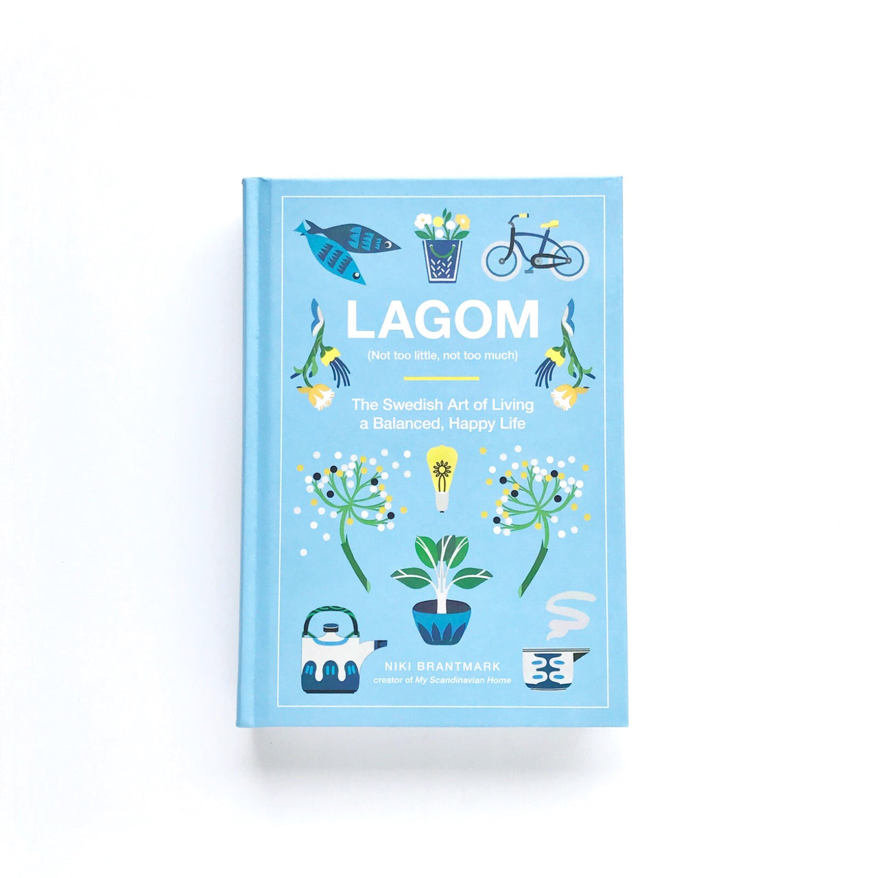 lagom: not too little, not too much, just right