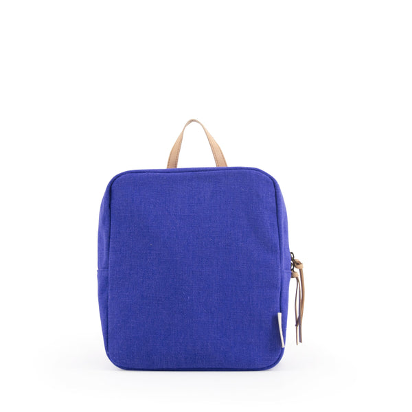 kodomo mini backpack ink blue
