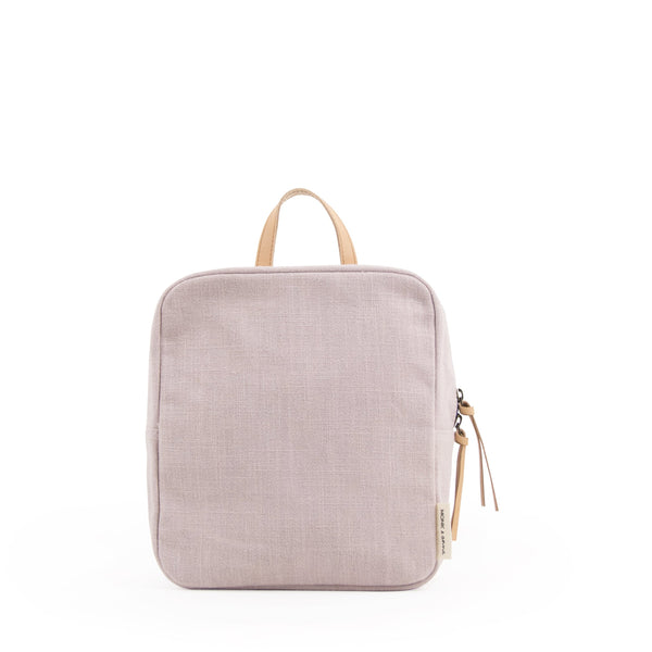 kodomo mini backpack soft pink