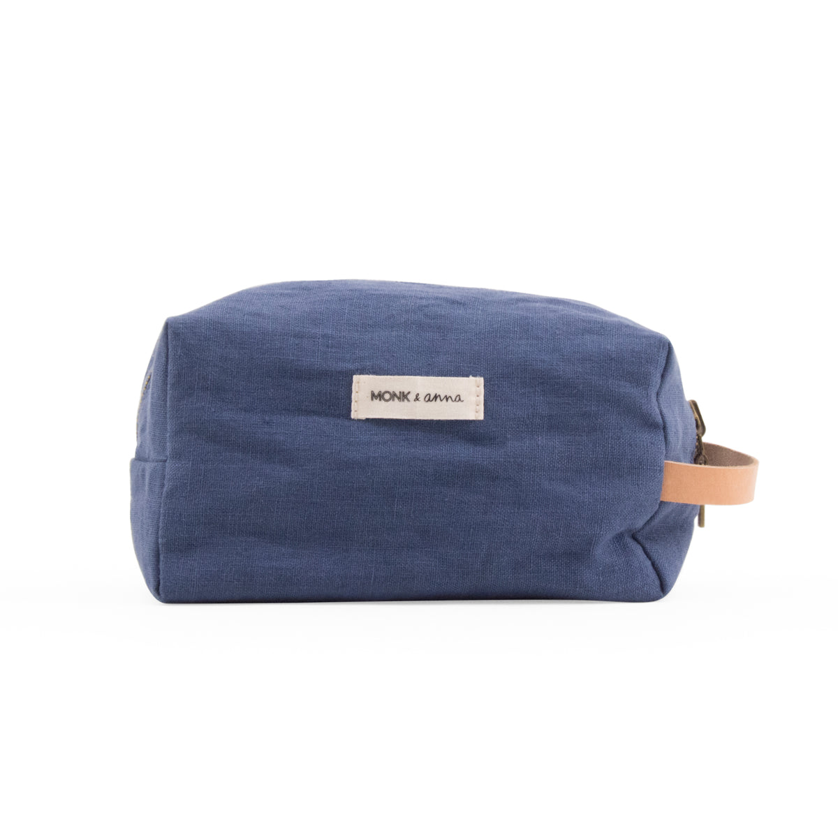 toiletry bag midnight blue