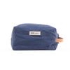 toiletry bag - midnight blue