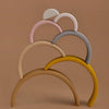wooden small arch stacker - sand
