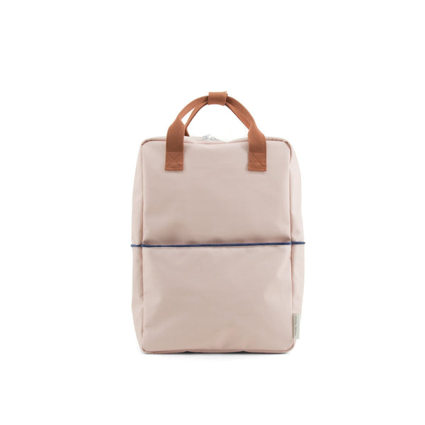 large backpack soft pink