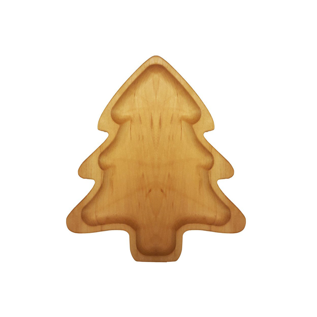 tree snack plate