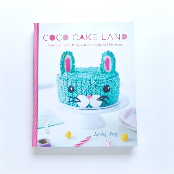 coco cake land (available end of Aug)