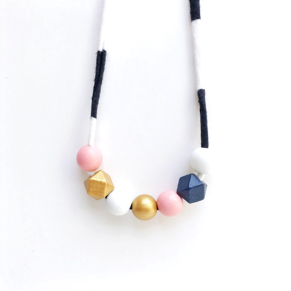 the allie petite necklace