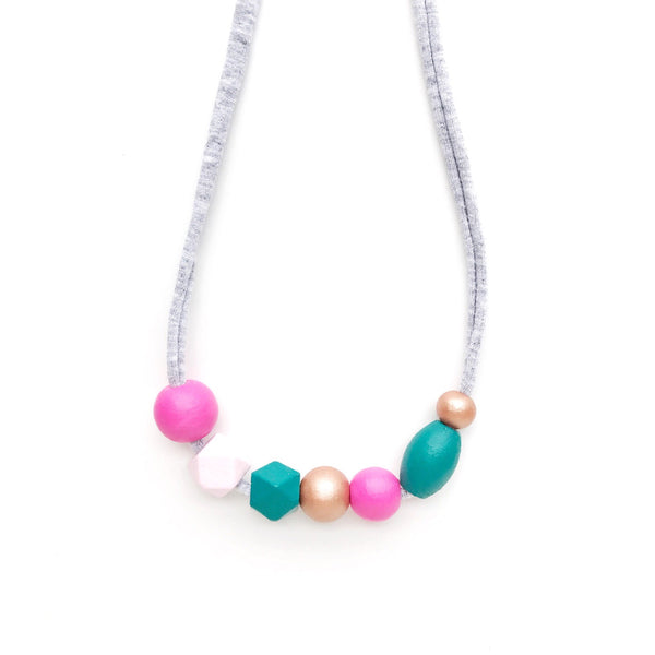 the evie petite necklace