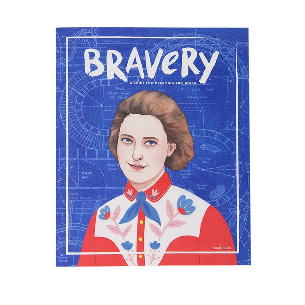 Bravery Magazine issue 4 / Temple Grandin