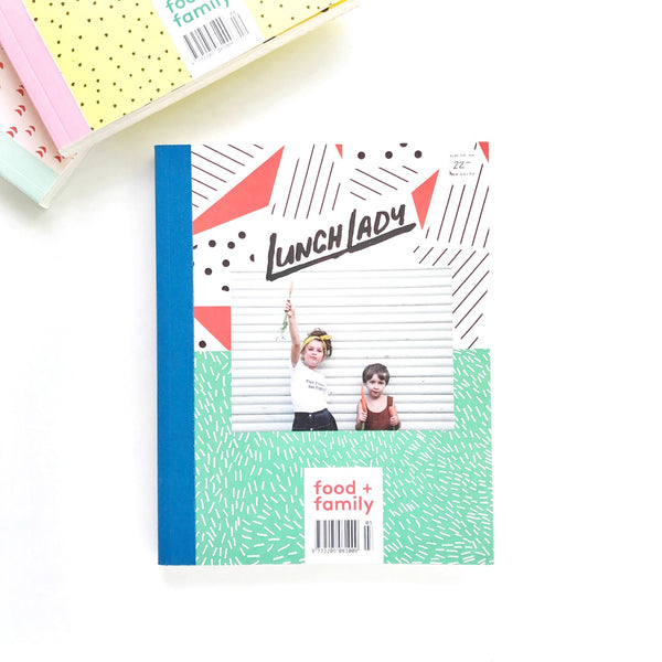 lunch lady magazine (issue 7)