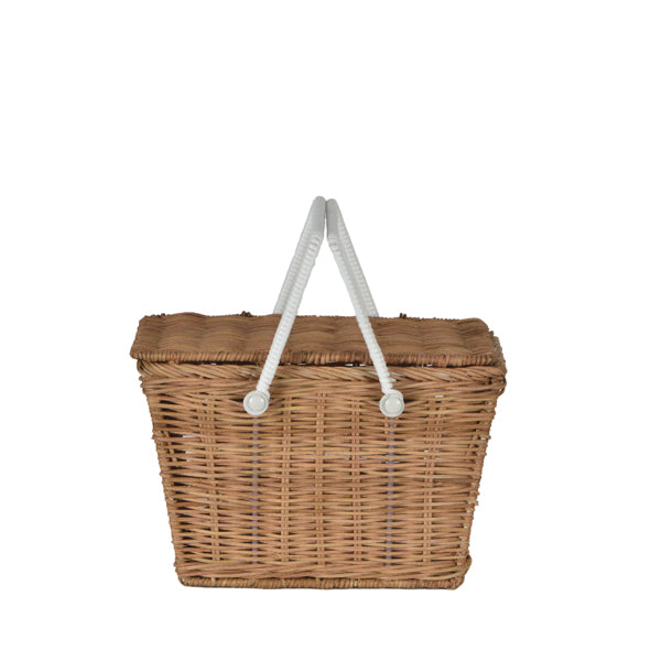 piki picnic basket (natural)