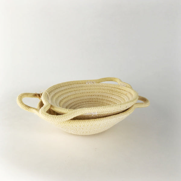 rope vessel yellow