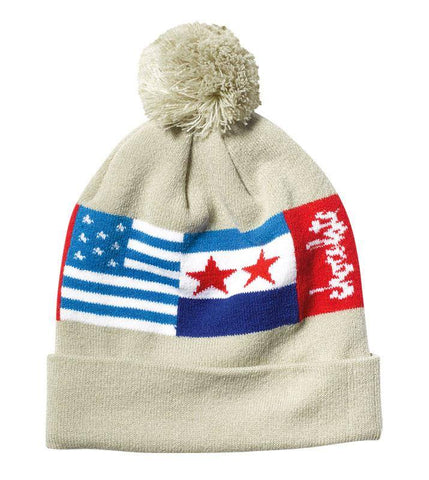 "Beanie Marca Girl ""Classic Flags"" - This Store"