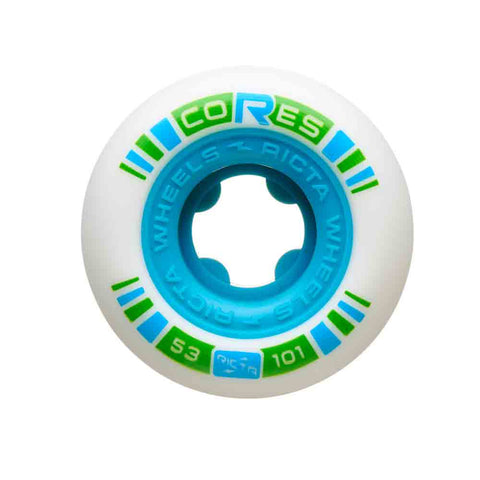RICTA / CORES NEON BLUE 53 MM