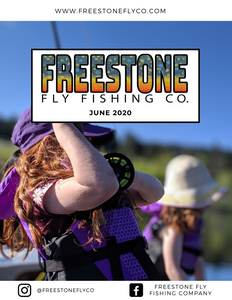 Freestone Fly Guide - June 2020