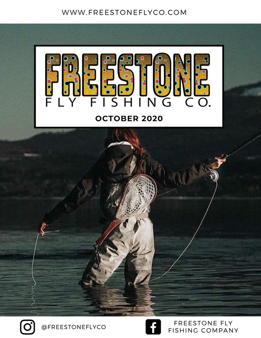 Freestone Fly Guide - October 2020