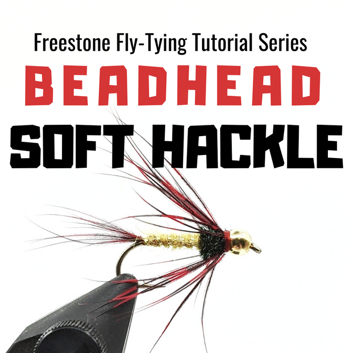 Beadhead Soft Hackle Fly-Tying Tutorial