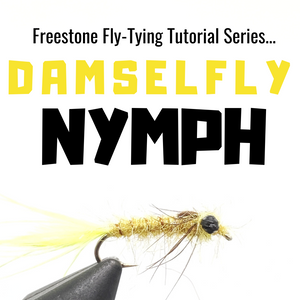 Damselfly Nymph Fly-Tying Tutorial
