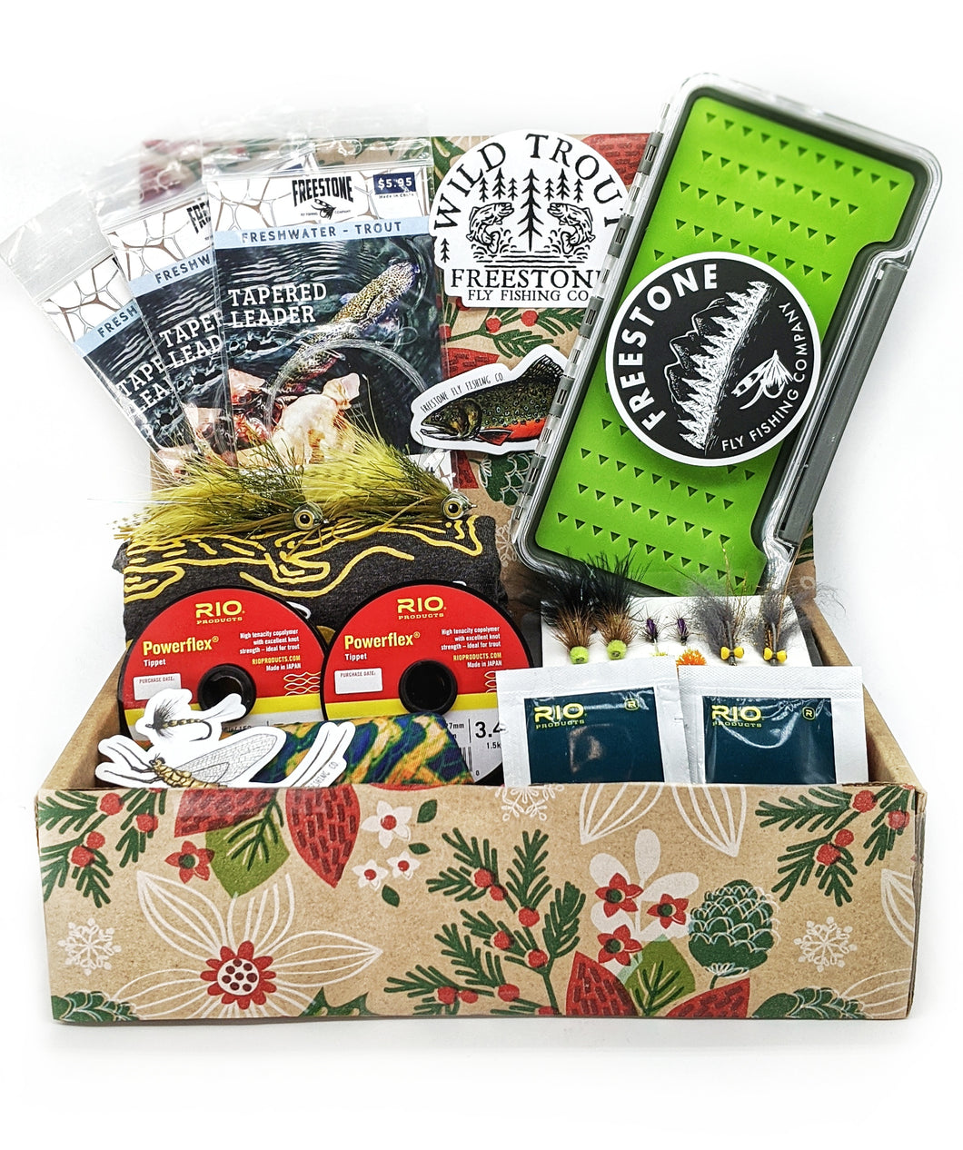 Freestone Fishmas Crate