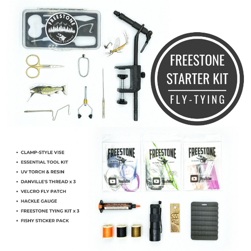 Freestone Fly-Tying Starter Kit