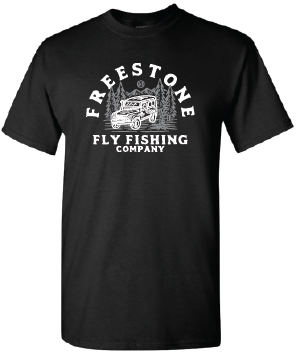 Freestone River Rig Tee