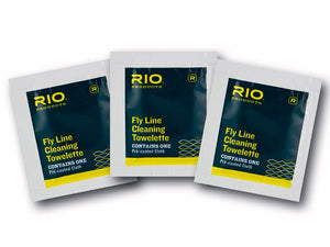 RIO Fly Line Towelette - 3 Pack