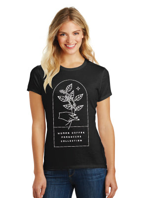 Women Coffee Producers Collection - Women's Short Sleeve T-Shirt