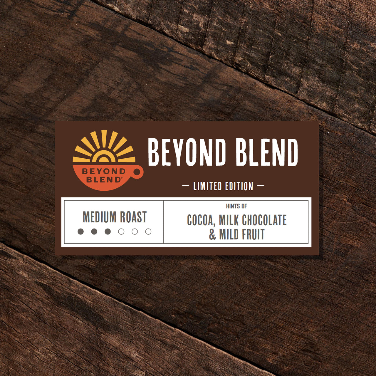 Beyond Blend - Medium Roast