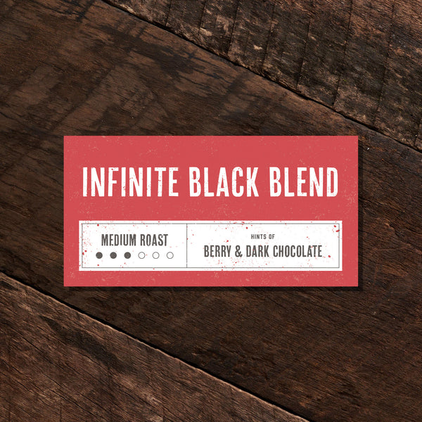 Infinite Black Blend - Medium Roast